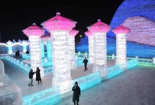la citta' di ghiaccio dell'harbin ice and snow festival 21