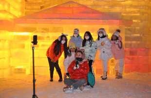 la citta' di ghiaccio dell'harbin ice and snow festival 22