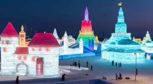 la citta' di ghiaccio dell'harbin ice and snow festival 23