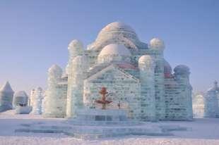 la citta' di ghiaccio dell'harbin ice and snow festival 5