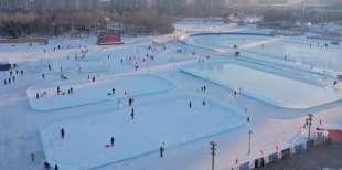 la citta' di ghiaccio dell'harbin ice and snow festival 8