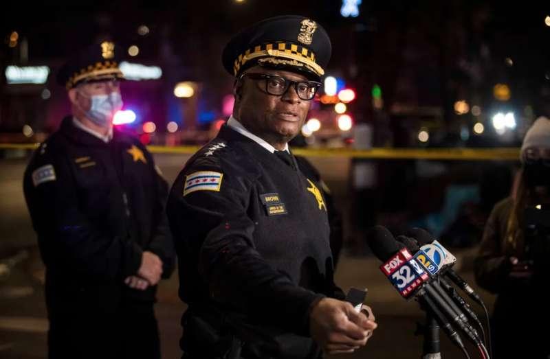 la polizia di chicago
