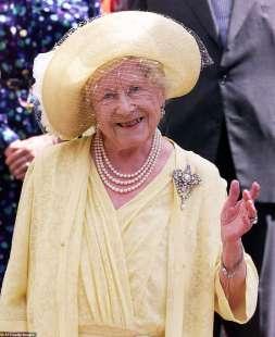 la regina madre