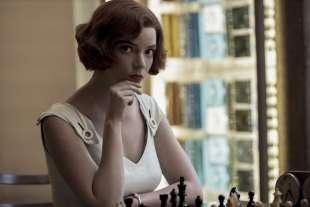 la serie tv la regina degli scacchi