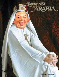 LAWRENZI D'ARABIA