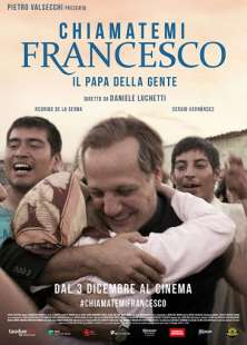 locandina del film sul papa