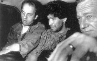 MARADONA 17 MARZO 1991