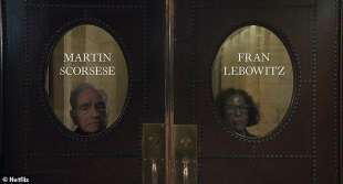 martin scorsese fran lebowitz