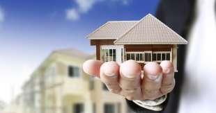 mercato immobiliare in contrazione in italia
