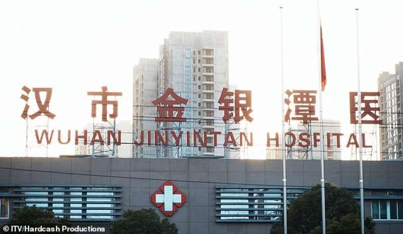 ospedale wuhan