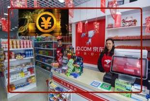 pagare con lo yuan digitale