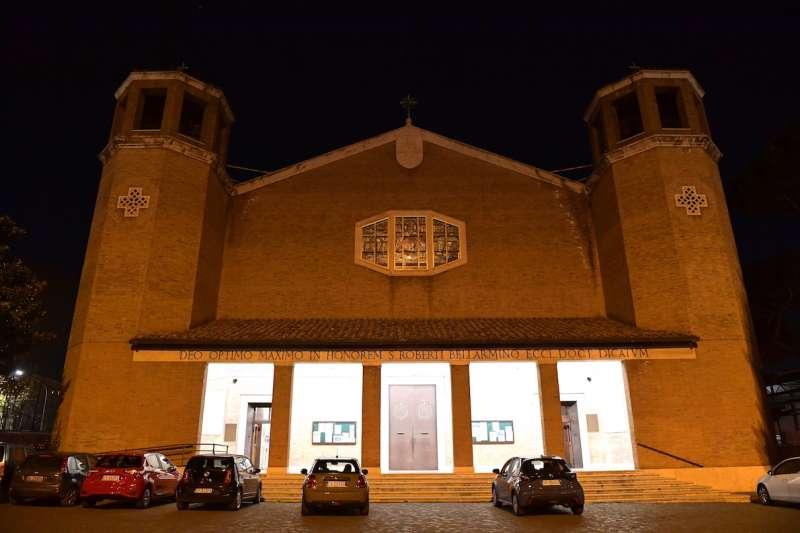 parrocchia di san roberto bellarmino foto di bacco