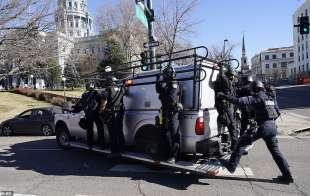 polizia in colorado