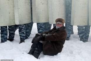 proteste per la liberazione di navalny 36