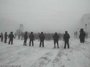 proteste per la liberazione di navalny 54