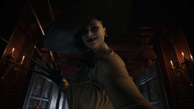 resident evil village maiden
