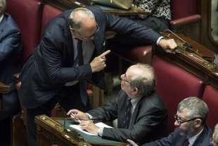 ROBERTO GUALTIERI PIER CARLO PADOAN