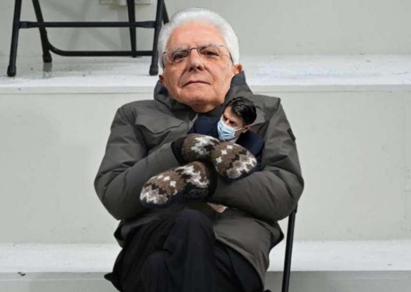 SERGIO MATTARELLA MEJO DI BERNIE SANDERS