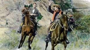 sfida nella valle dei comanche