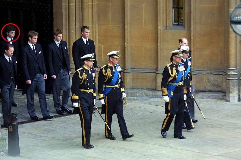 simon bowes lyon e la famiglia reale
