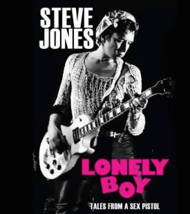 steve jones cover Lonely Boy