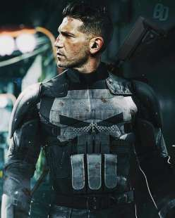 the punisher il film