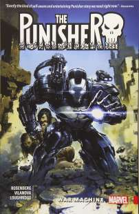 the punisher marvel 1