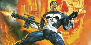 the punisher marvel