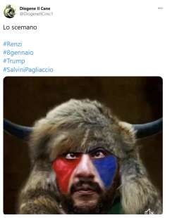 tweet dall italia sull assalto al congresso usa 6