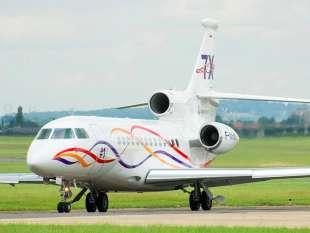 un aereo come quello di putin