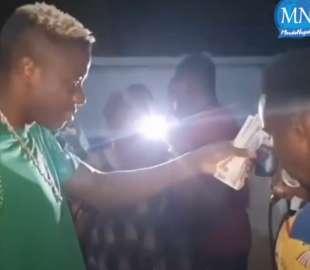 victor osimhen party senza mascherine in nigeria 1