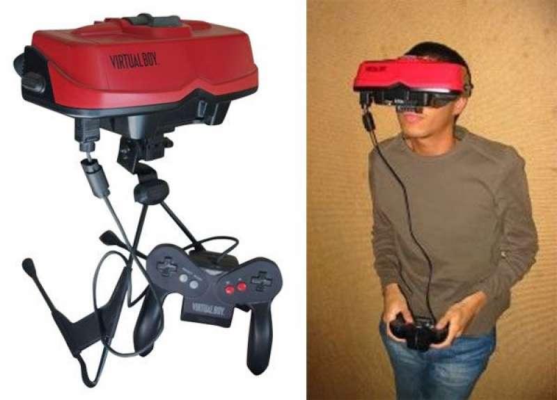 virtual boy nintendo 2