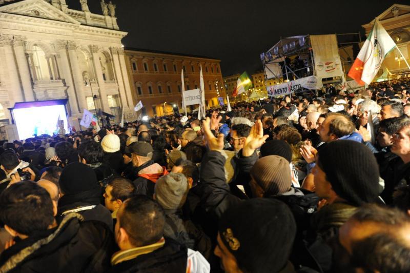 Popolo di grillo dago fotogallery for Parlamento streaming diretta