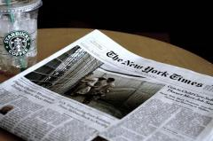 New York Times e Starbucks