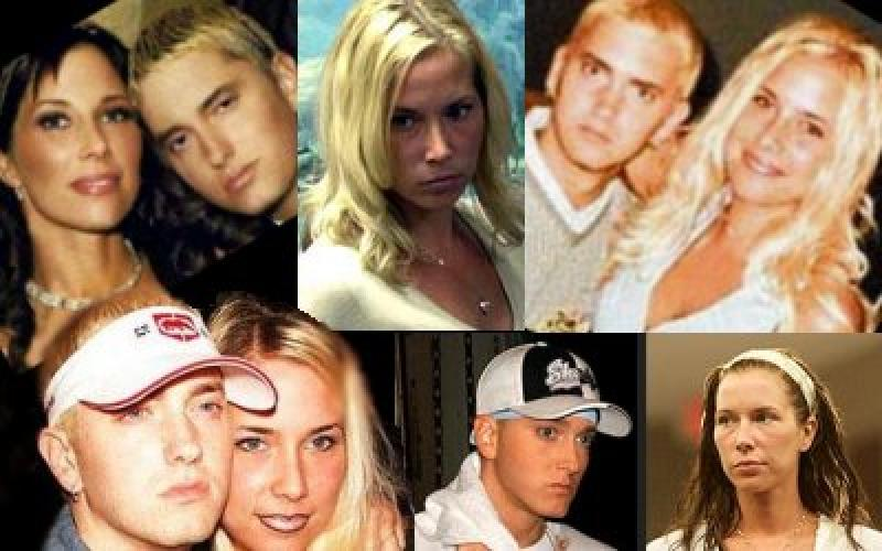 The gallery for --> Eminem With His Children