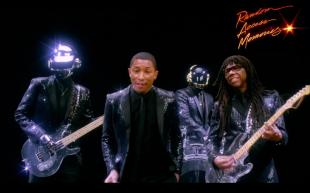 Daft Punk Pharrell Williams Nile Rodgers Get Lucky