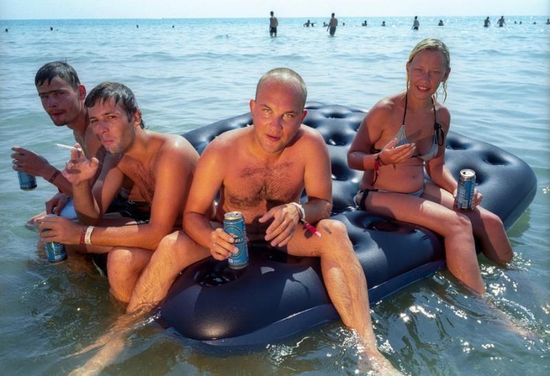 nudisti gay in spiaggia