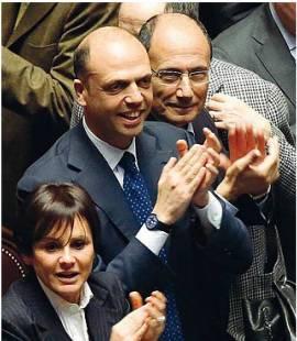 ALFANO E SCHIFANI