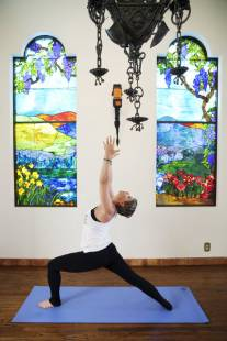 bikram yoga