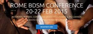 conferenza di roma bdsm