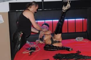 fetish e bondage a bruxelles