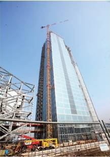 Fuksas regione piemonte grattacielo torino dago fotogallery for Grattacielo torino fuksas