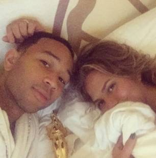 john legend chrisy teigen