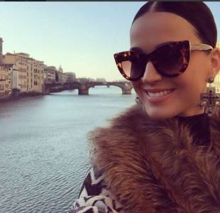 Katy Perry a Firenze