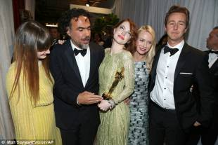 The Birdman cast