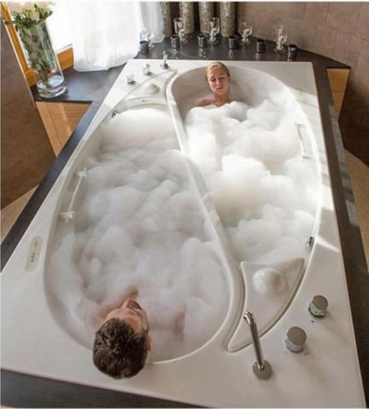 Vasche da bagno da sogno 6 - Dago fotogallery