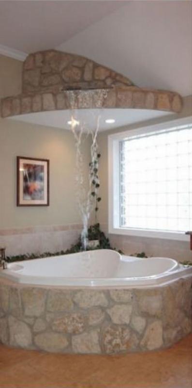 Vasche da bagno da sogno 6 dago fotogallery for Forest bathroom ideas