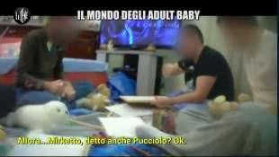 il mondo degli adult baby