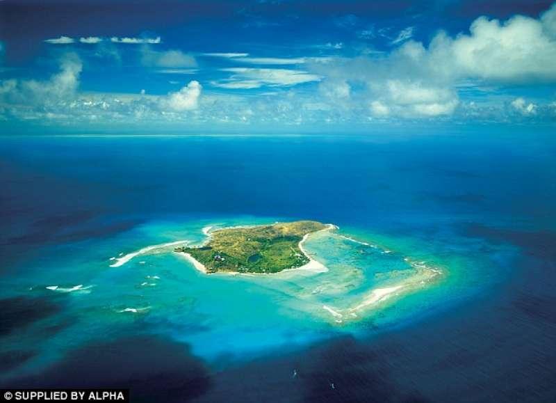 necker island paradiso fiscale