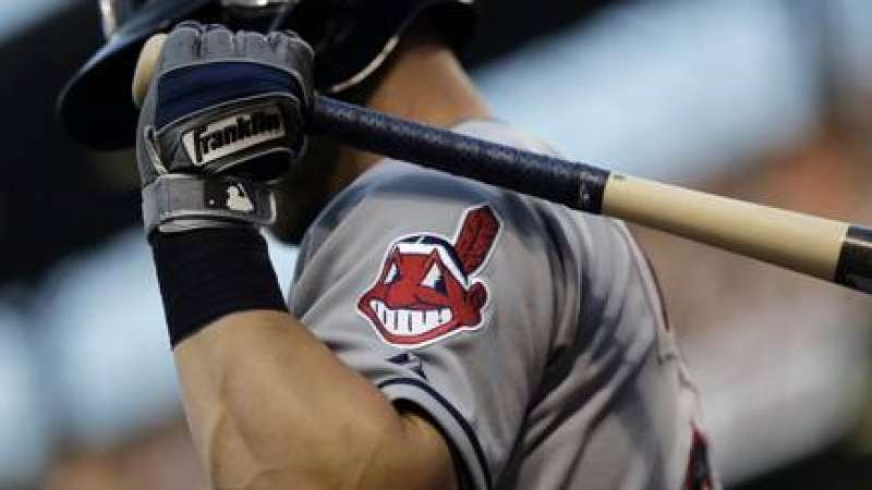 IL LOGO CHIEF WAHOO CLEVELAND INDIANS